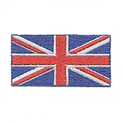 Motif thermocollant - drapeau UK