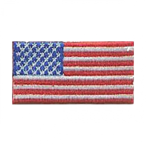 Motif thermocollant - drapeau US