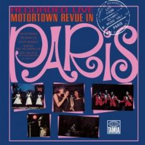 MOTORTOWN REVUE IN PARIS