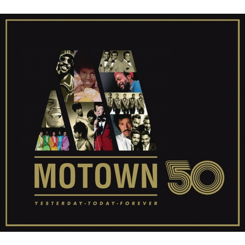 Coffret 3CD - Motown 50
