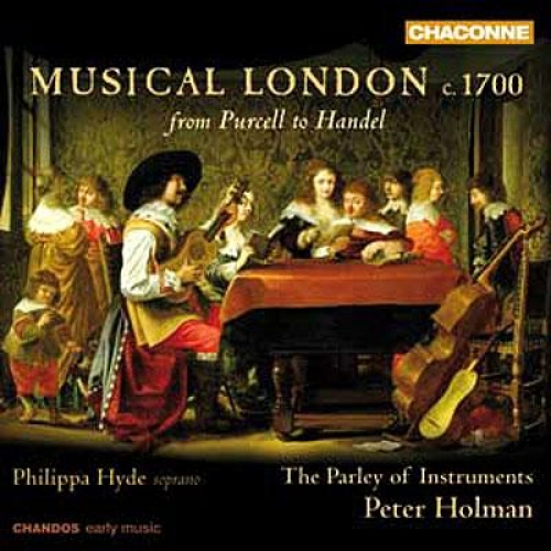 MUSICAL LONDON : FROM PURCELL TO HANDEL
