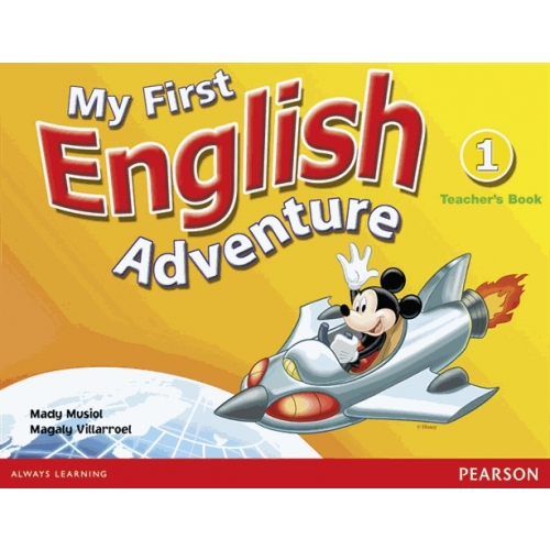 My first English adventure level 1 teacher's book