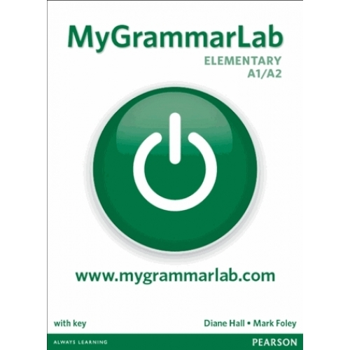 MyGrammarLab Elementary A1/A2 - Student book with MyLab, without answer key
