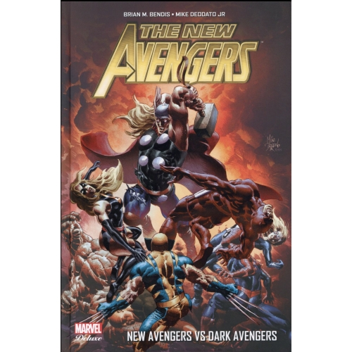 The New Avengers Tome 2 - New avengers vs Dark Avengers