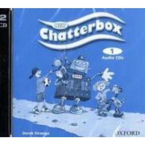 New Chatterbox 1 - 2 Audio CDs