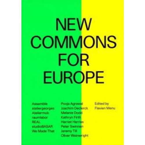 NEW COMMONS FOR EUROPE