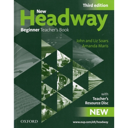 New headway beginner 3rd edition 2010 teacher's book