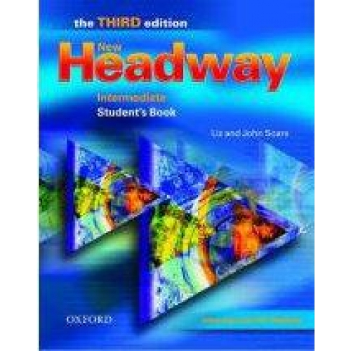 New Headway English course Intermediate 2003 Student's book