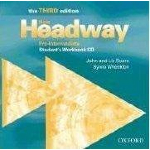 New Headway Pre intermediate - Student's workbook audio cd