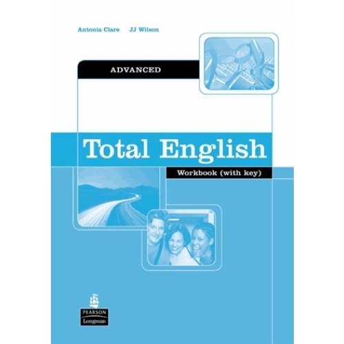 New Total English: Advanced Workbook with Key