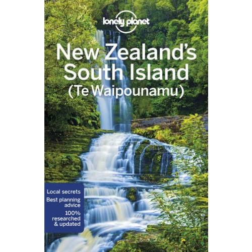 NEW ZEALAND'S SOUTH ISLAND (TE WAIPOUNAMU)