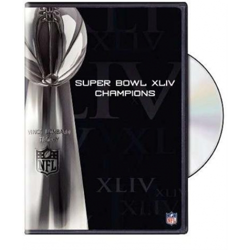 NFL SUPER BOWL XLIV CHAMPIONS NEW ORLEANS SAINTS