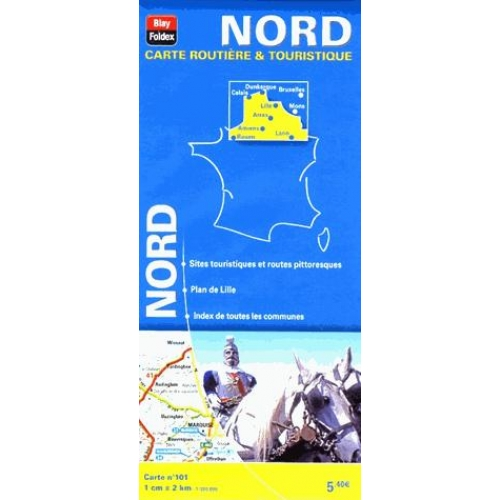 Nord - 1/200 000