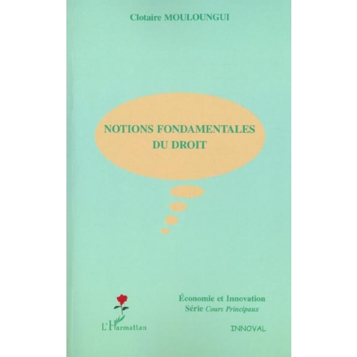 Notions fondamentales du droit