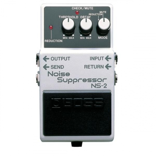 Boss - NS-3 Noise Suppressor Pédale d'effet