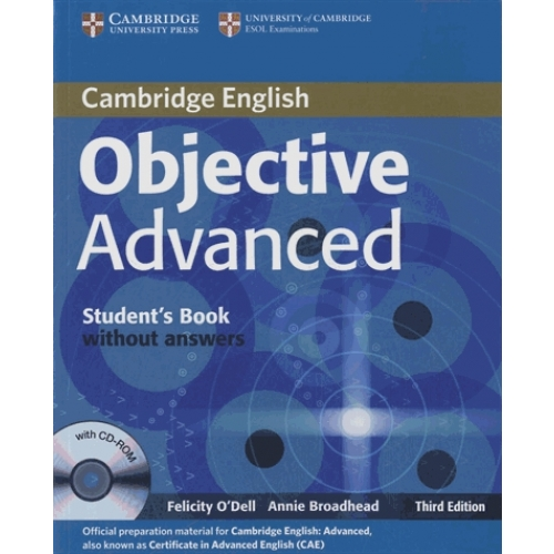 Objective Advanced 2012 - Student's Book without Answers