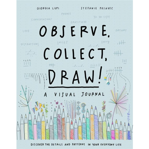 OBSERVE, COLLECT, DRAW !