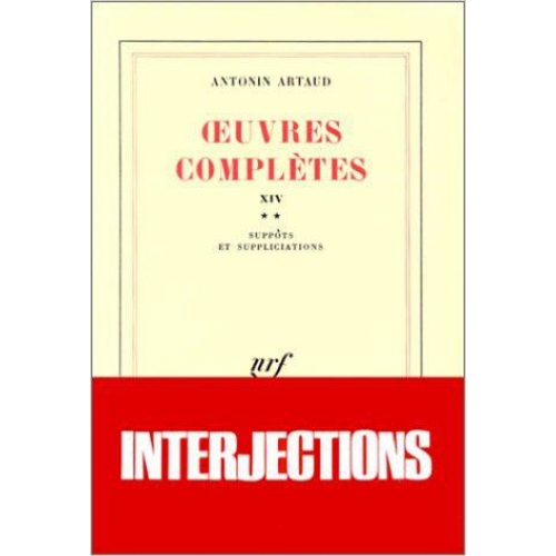 OEUVRES COMPLETES. Tome 14, Volume 2