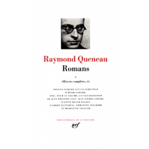 Oeuvres complètes. - Tome 2, Romans 1