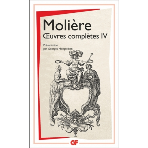 Oeuvres Complètes Tome 4