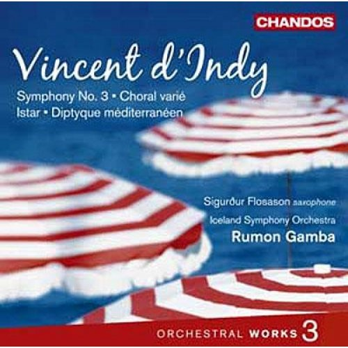 OEUVRES ORCHESTRALES /VOL.3