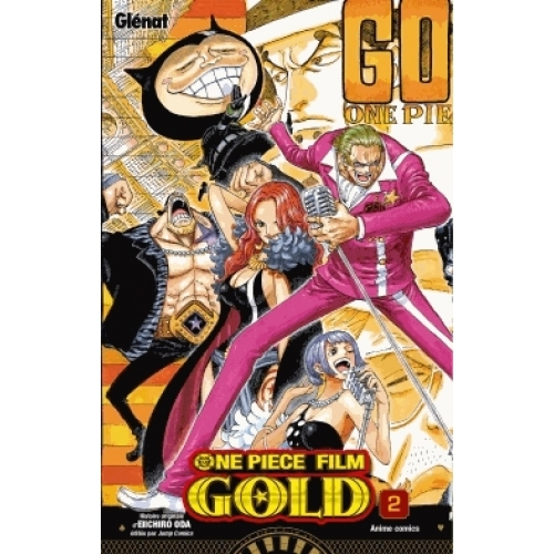 One Piece Gold Tome 2