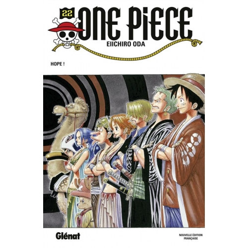 One Piece Tome 22 - Hope !