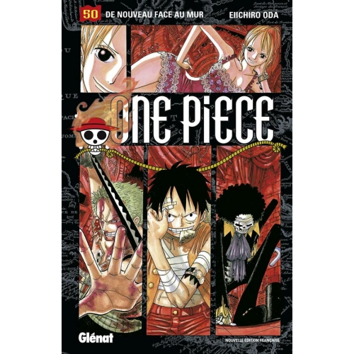 One Piece Tome 50 - De nouveau face au mur
