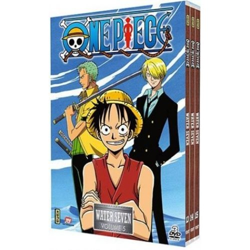 ONE PIECE WATER SEVEN VOL.5