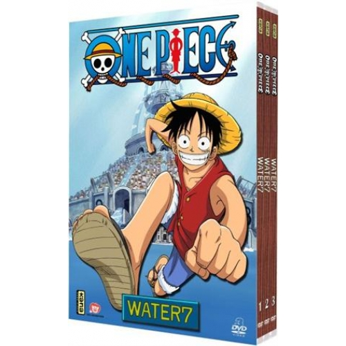 ONE PIECE WATER SEVEN VOL1