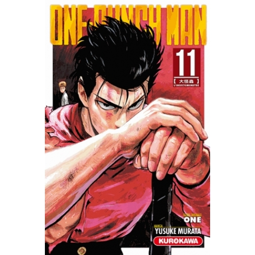One-Punch Man Tome 11 - L'insectomonstre