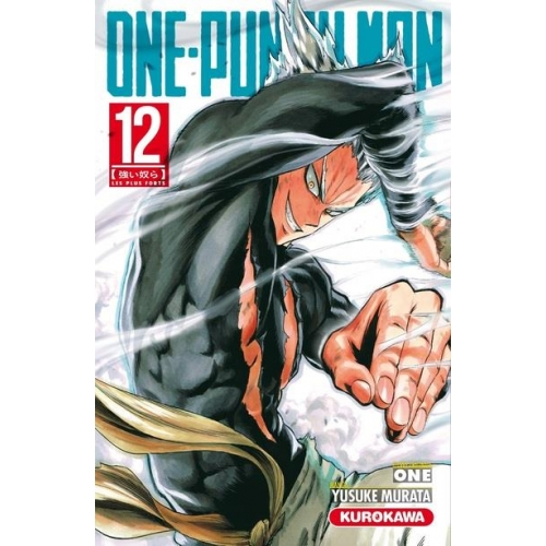 One-Punch Man Tome 12 - Les plus forts