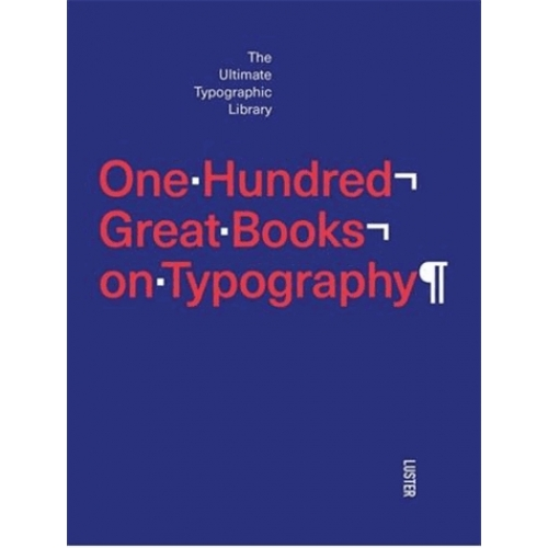 One undred great books on typography