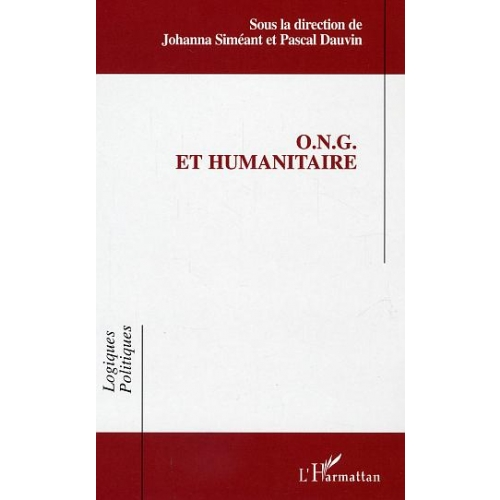 ONG et humanitaire