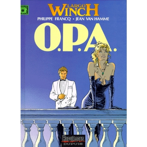 Largo Winch Tome 3 - OPA