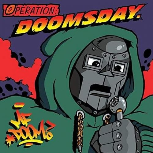 OPERATION DOOMSDAY/POSTER
