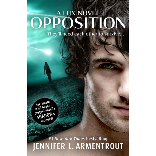 Opposition (Lux - Book Five)