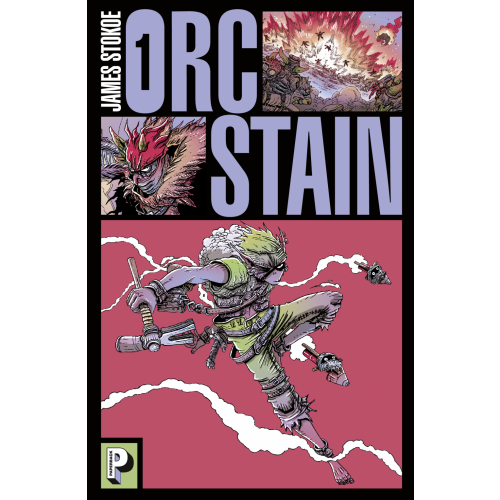 Orc Stain (Tome 1)  - Orc Stain