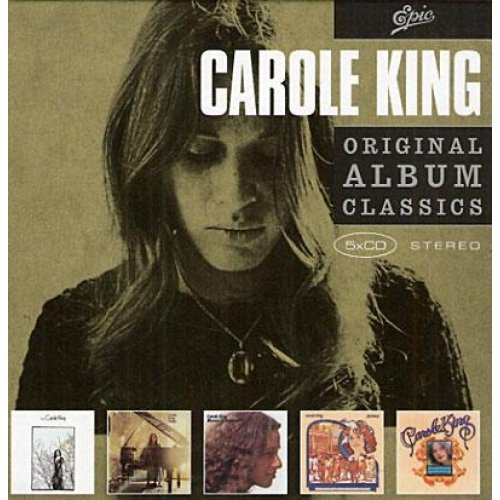 Coffret 5CD - Orignal Album Classics - Carole King