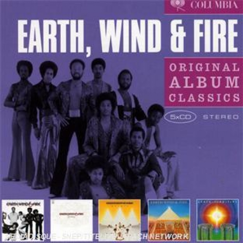 Coffret 5CD - Orignal Album Classics - Wind & Fire Earth