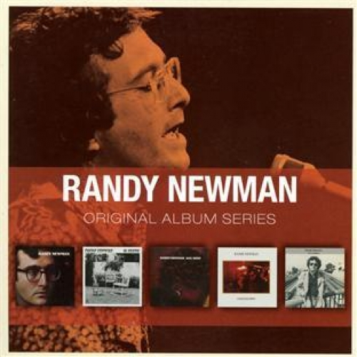Coffret 5 CD - Randy Newman