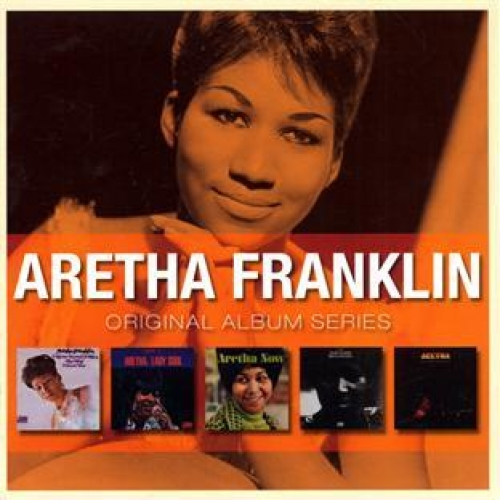 Coffret 5 CD - Aretha Franklin