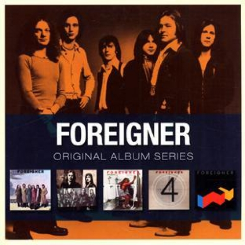 Coffret 5 CD - Foreigner