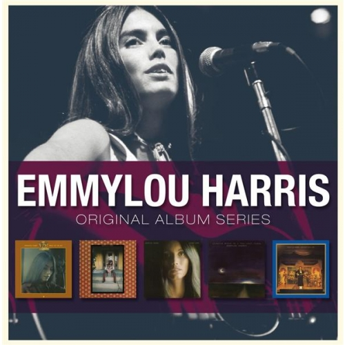 Coffret 5 CD - Emmylou Harris