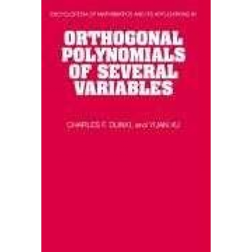 Orthogonal Polynomials of Several Variables