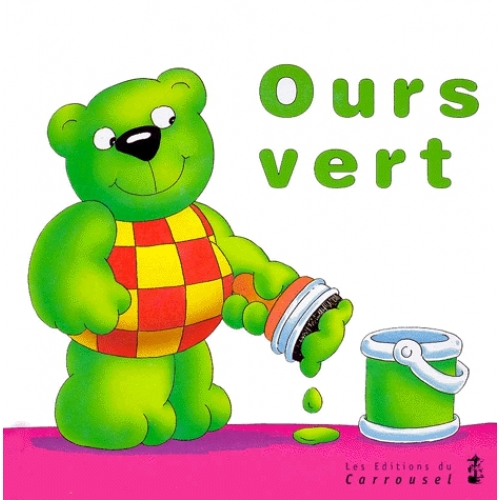 Ours vert