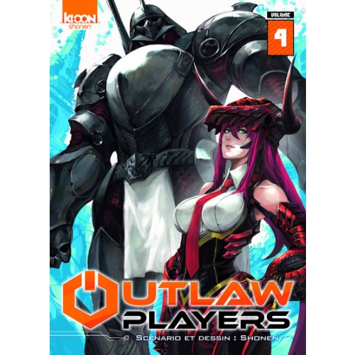 Outlaw Players Tome 4