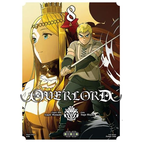Overlord Tome 8
