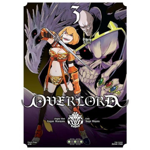 Overlord Tome 3