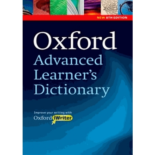 Oxford advanced learner's dictionary 8th edition 2010 paperback with CD-ROM